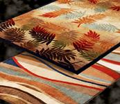 MAC Carpet custom printed area rugs, mats