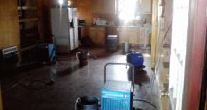 Drying Equipment/Courteous Carpet care