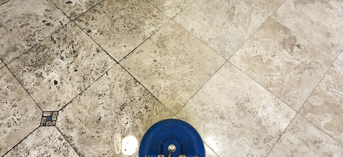 professional natural stone cleaning