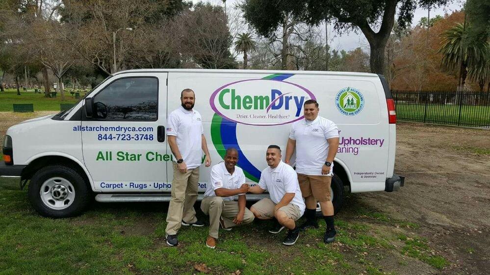 All Star Chem-Dry Team