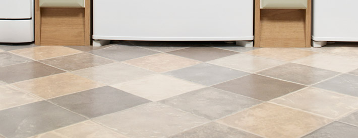 LVT (Luxury Vinyl Tile)