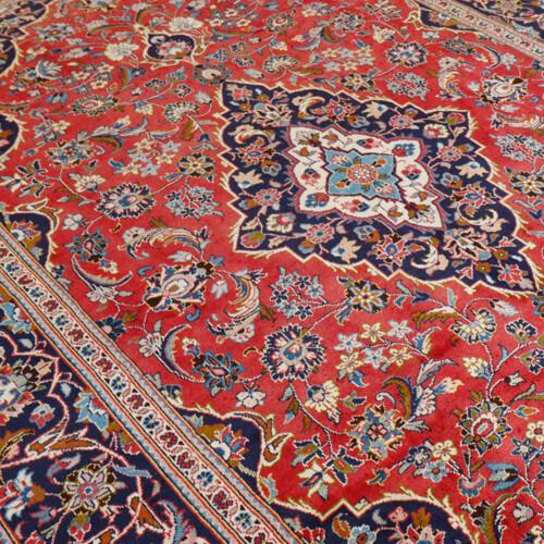 tapis iranien fait main decouvrez
