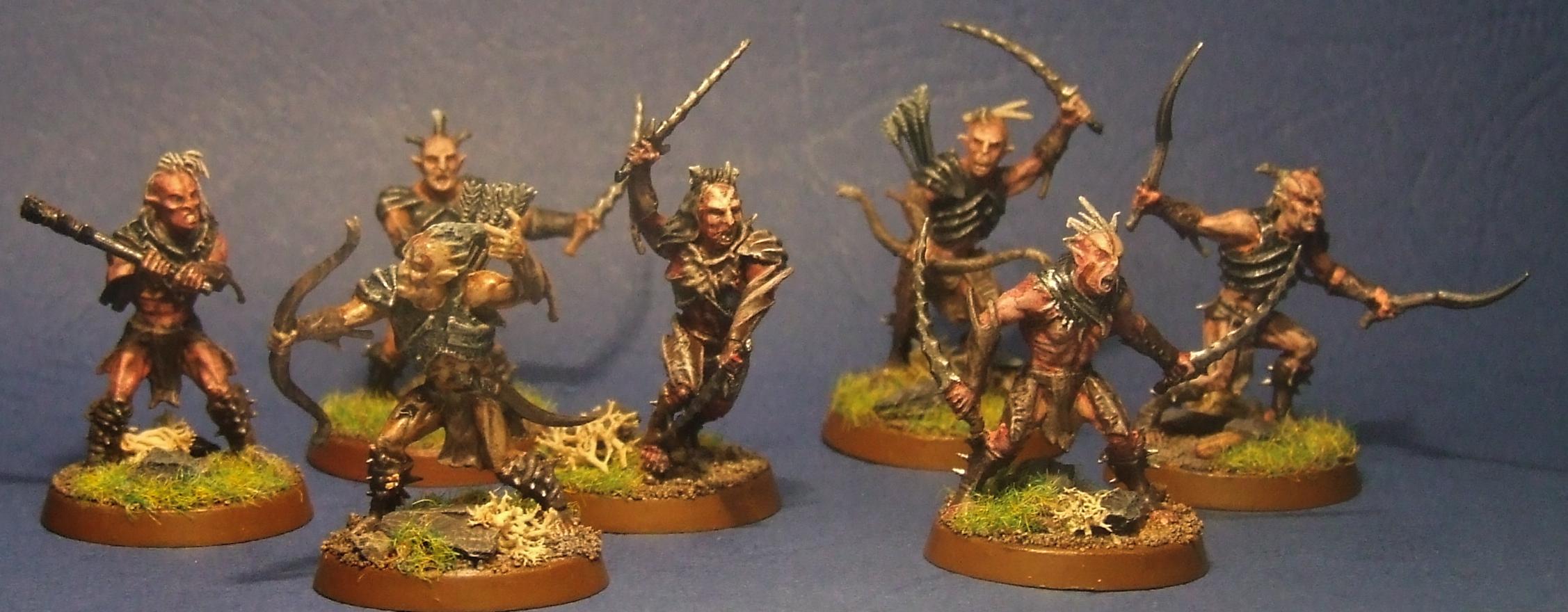 Hunter Orcs D6 Painting Amp Gaming