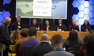 Q and A Panel Discussion after tours, Summit 2014