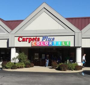 Hoosier CarpetsPlus COLORTILE