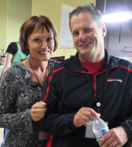 Holly and Randy Reed, Summit 2014 hosts