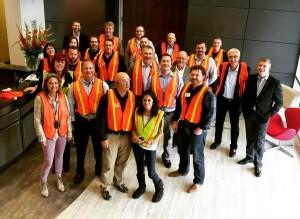 Members visit IVC plant in Dalton