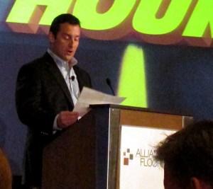 Kevin Logue, VP Marketing
