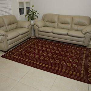 שטיח שאנל דגם בוכרה