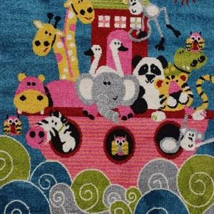 שטיח ילדים דגם תחבת נוח