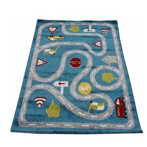 שטיח לחדרי ילדים כבישים (3)