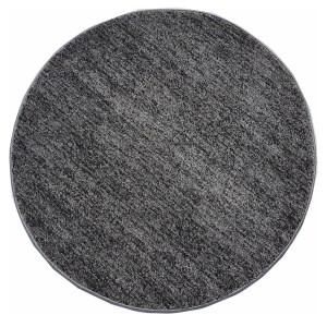 שטיח עגול אפור ככה