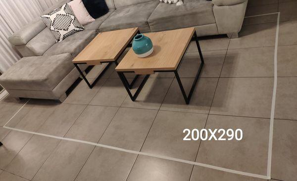 איך לבחור שטיח לסלון