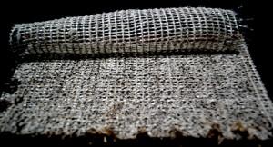 shift marks showing on carpet back