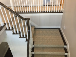 Wool Carpet Blends A Perfect Middle Ground Carpet Workroom | Stairs With Carpet In The Middle | Runner Corner | Laminate | Contemporary | Run On Stair | Marble