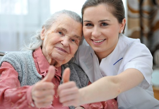 Why Choose CarpeVITA Home Care