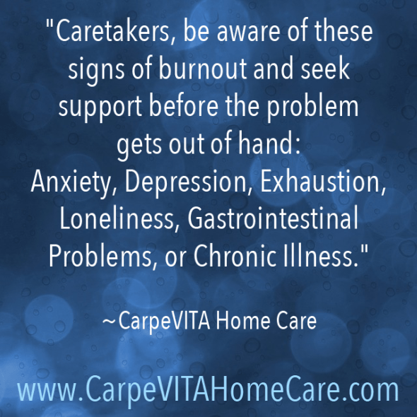 Signs of Burnout Quote Image