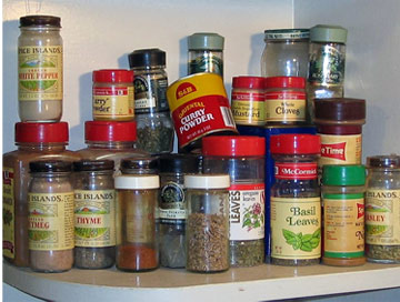 Spices-for-bait