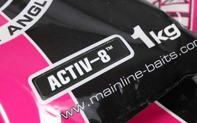 Homemade Boilies Recipes with Cell and Activ-8 by Mainline
