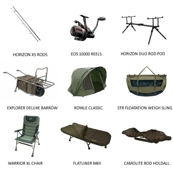 Fox Carp Setup #1