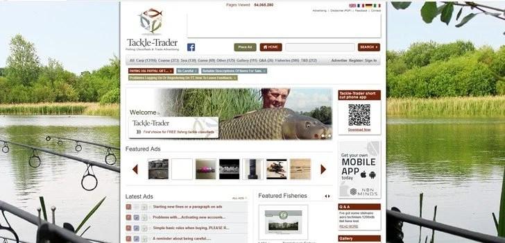 Tackle Trader Carp Fishing