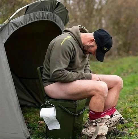 Ridge Monkey Toilet Seat Review