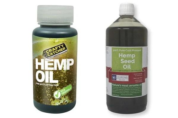 Carp Hemp Oils