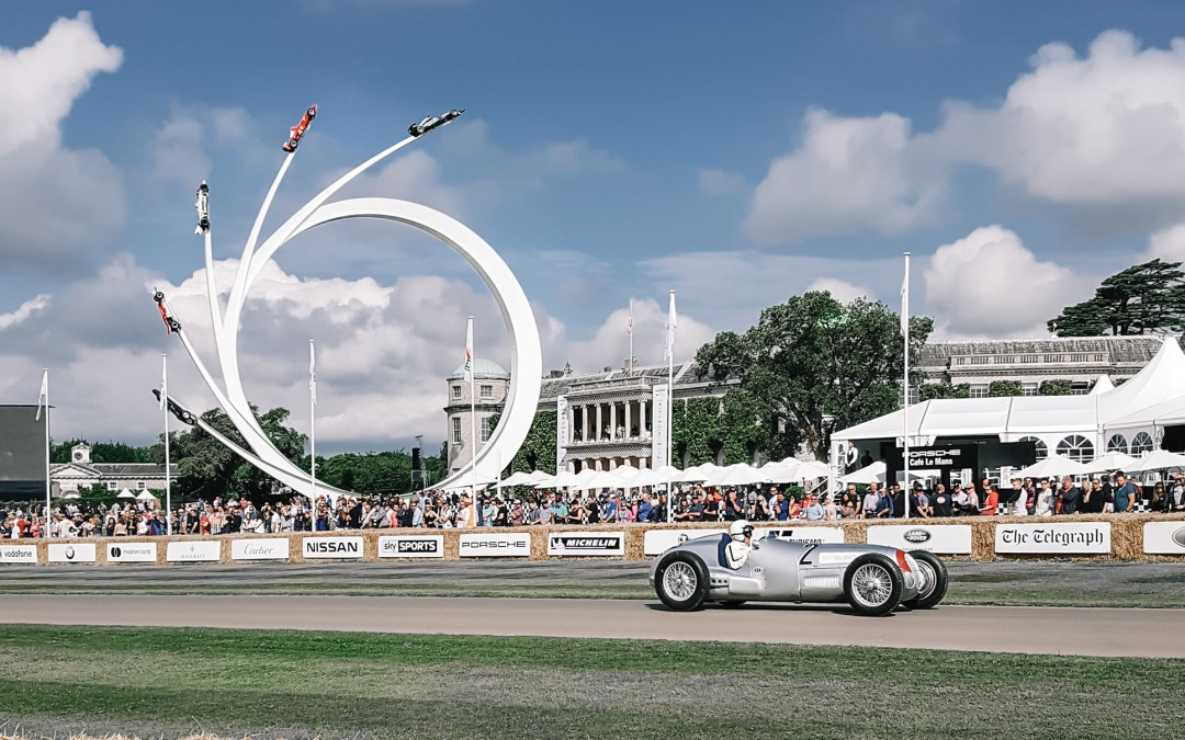 Goodwood Festival Of Speed 2017 – The Most Intense Car Event In The World!