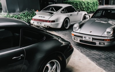 Autohaus RWB: The Experts on Engine Rebuilding and Customised Porsches in Thailand