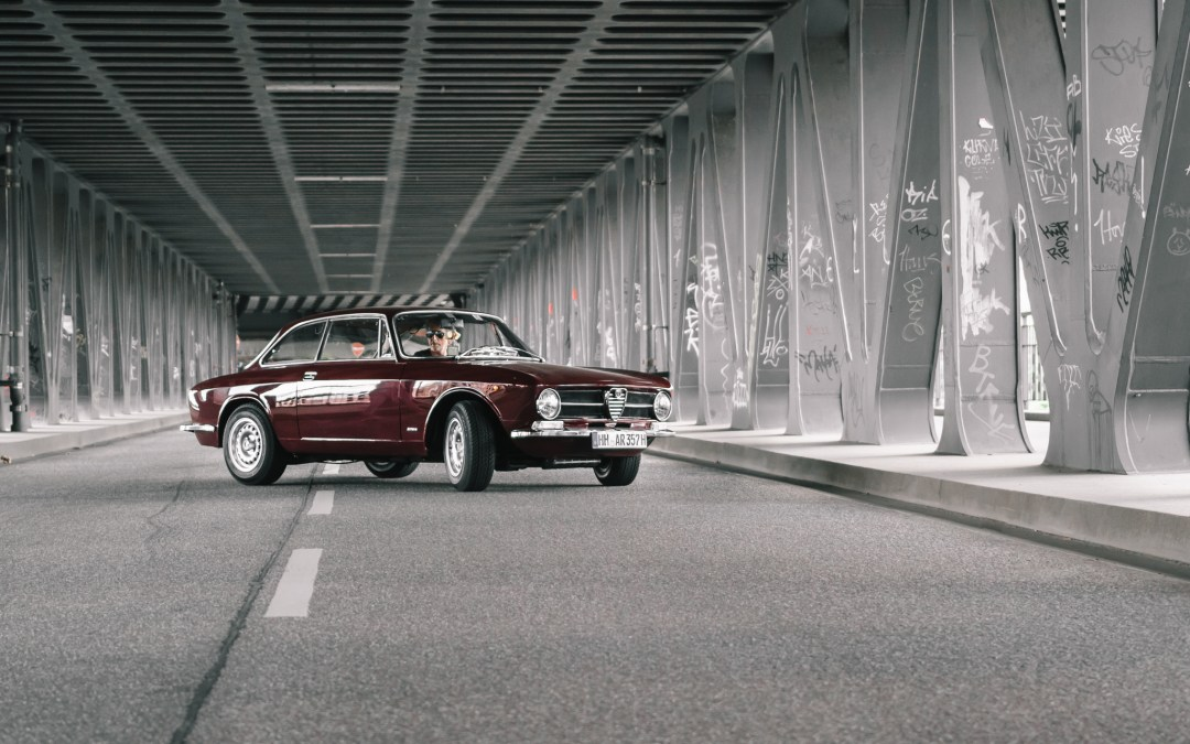 Bought in 60 Seconds: Ole and his 1970 Alfa Romeo GT 1300 Junior