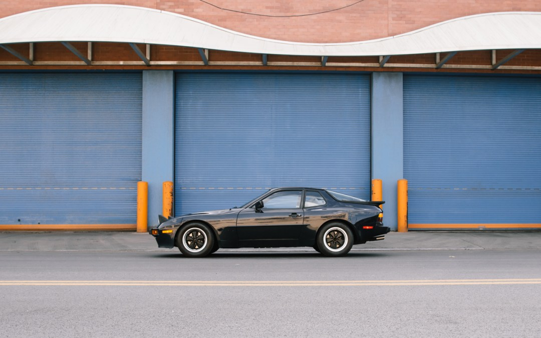80's Fashion Meets German Function: Gregory And His 944