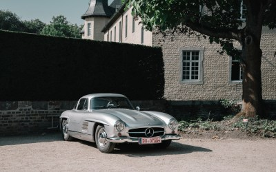 A Photo Gallery From Classic Days At Schloss Dyck 2018