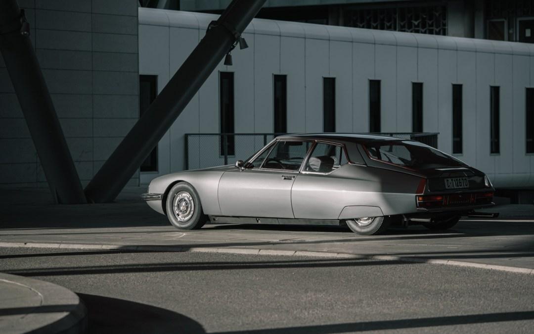 Haute Future Meets The Future – Part I – Robert and his Citroën SM