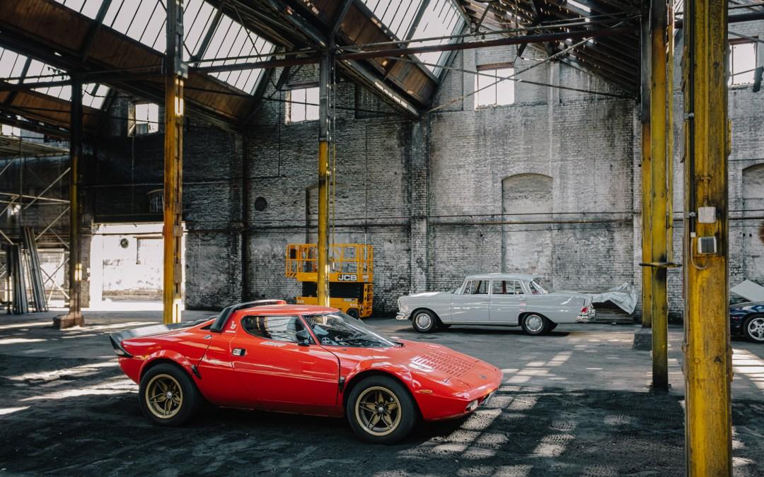 Carphiles Friends Become Contributors: Cars As A Work Of Art At Wilhelm Hallen, Berlin