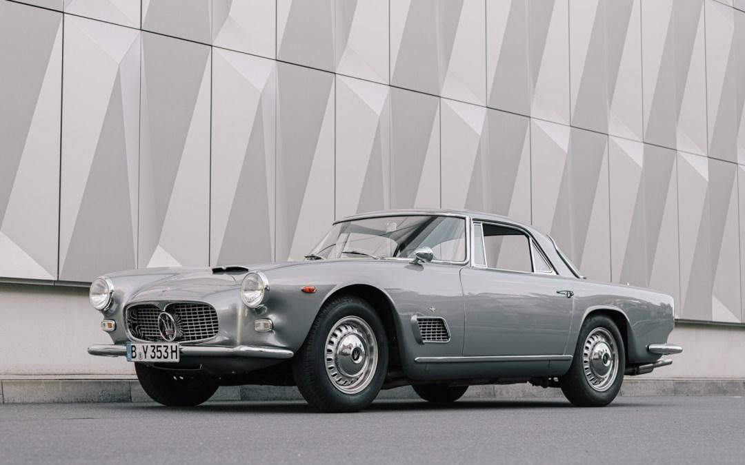 1963 Maserati 3500 GT(i) (EUR 319.000)