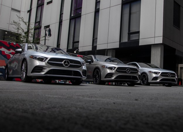 Mercedes-Benz A-Class Sedan (U.S.)