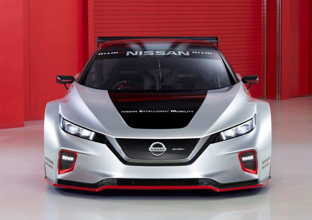 2018 Nissan Leaf Nismo RC Concept