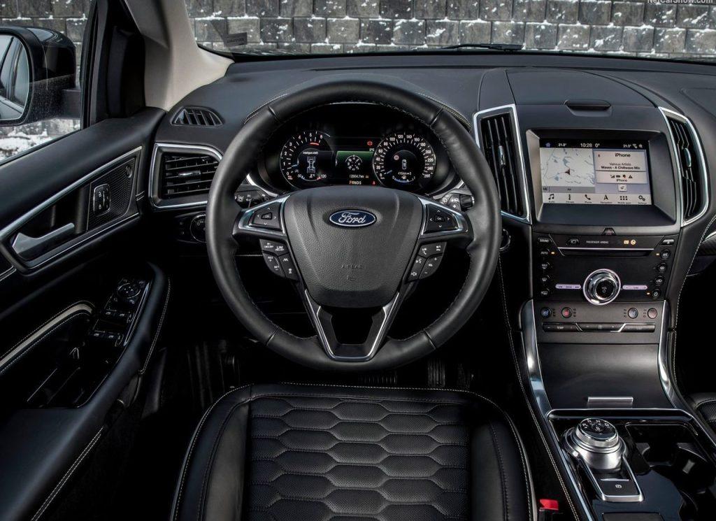 2019 Ford Edge (EU)