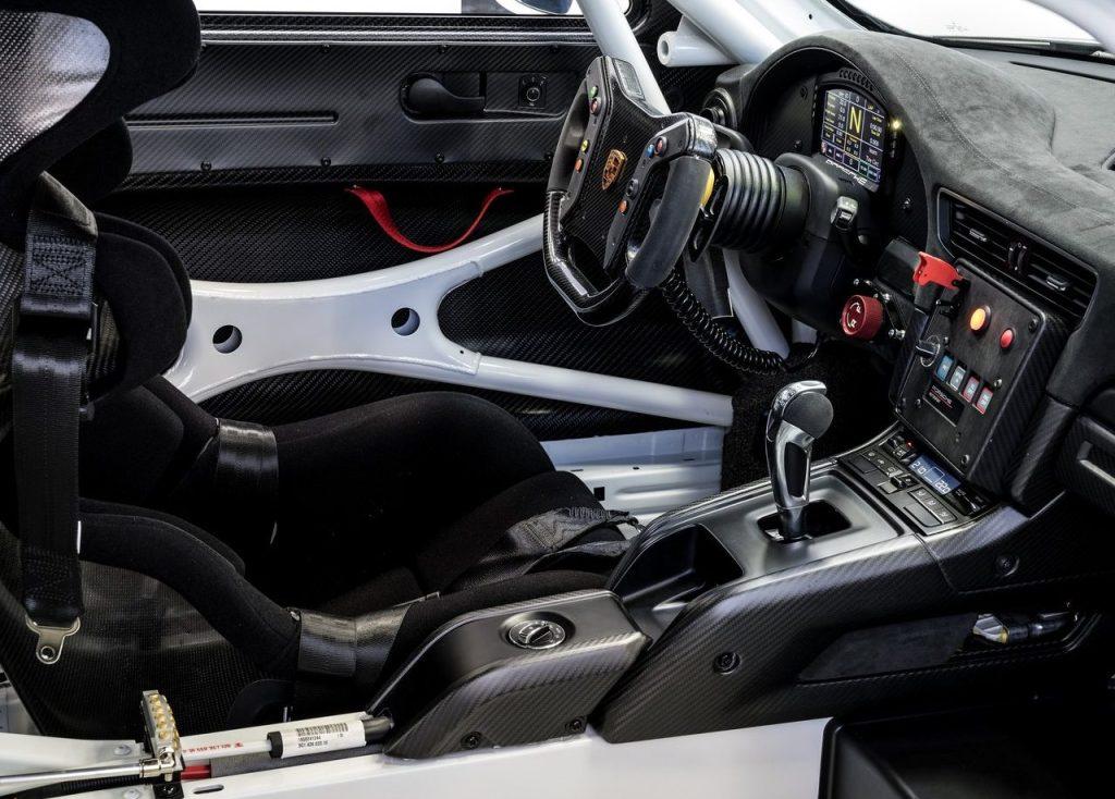 2019 Porsche 911 GT2 RS Clubsport