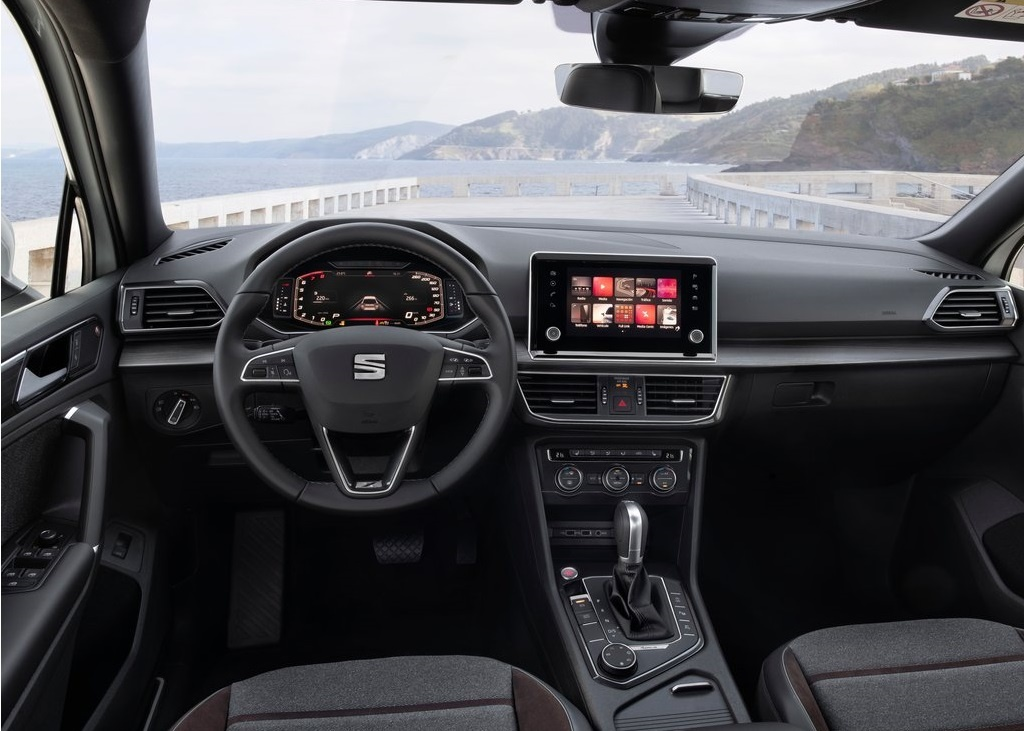2019 Seat Tarraco