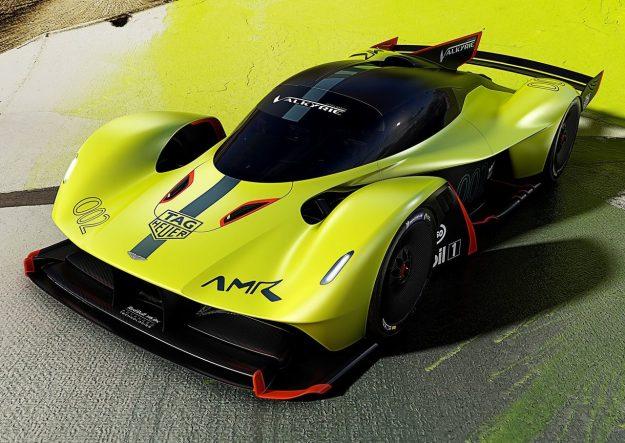 2020 Aston Martin Valkyrie AMR Pro