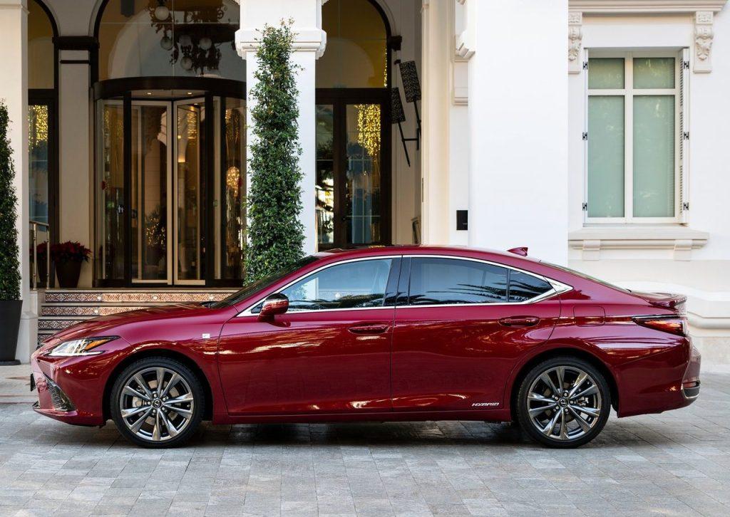 2019 Lexus ES (EU)