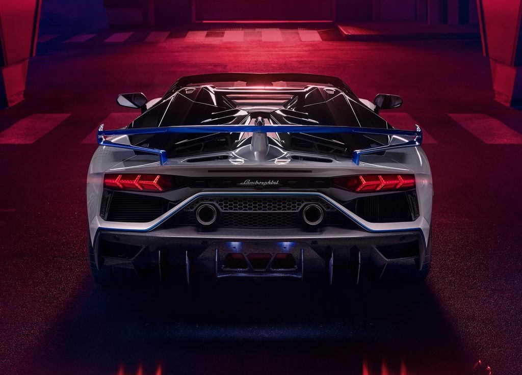 2020 Lamborghini Aventador SVJ Roadster Xago Edition