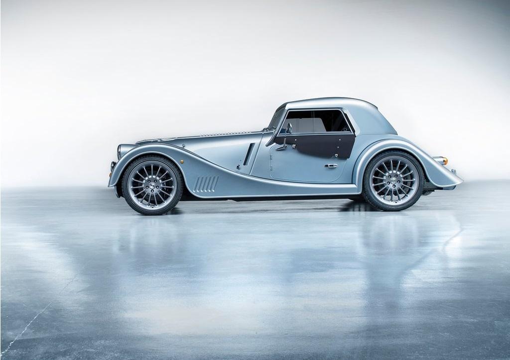 2020 Morgan Plus Six