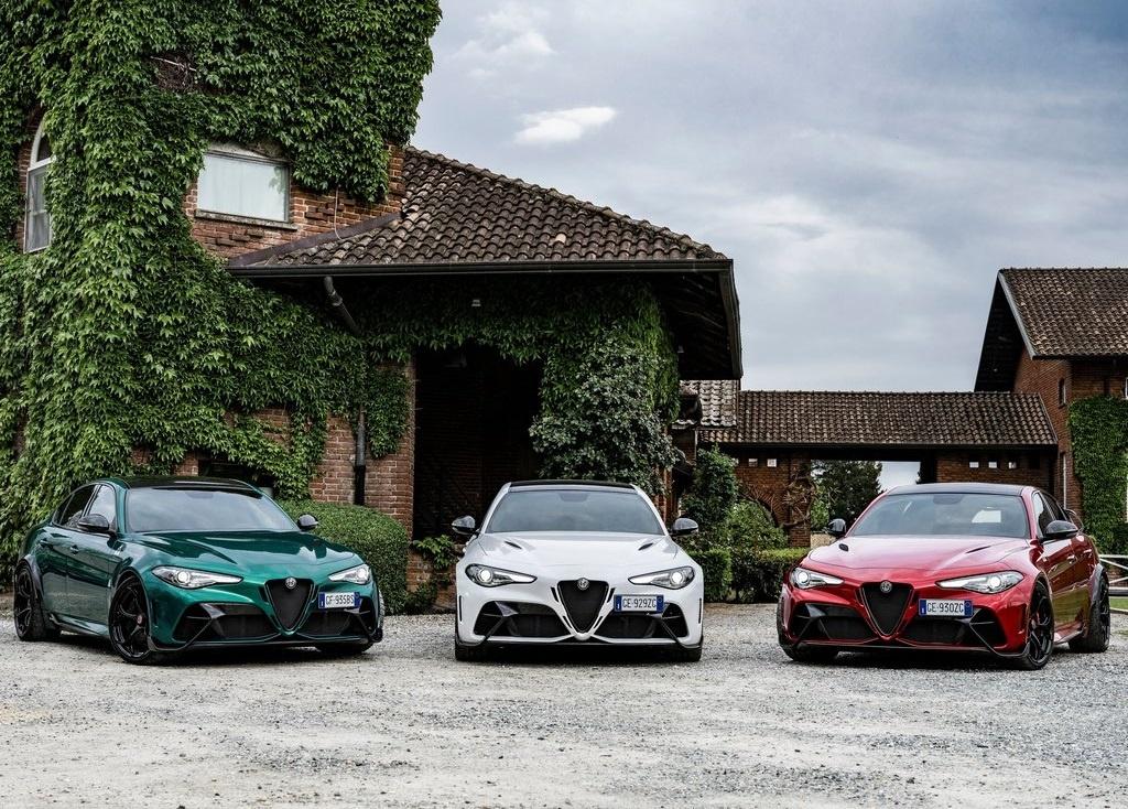 2021 Alfa Romeo Giulia GTA