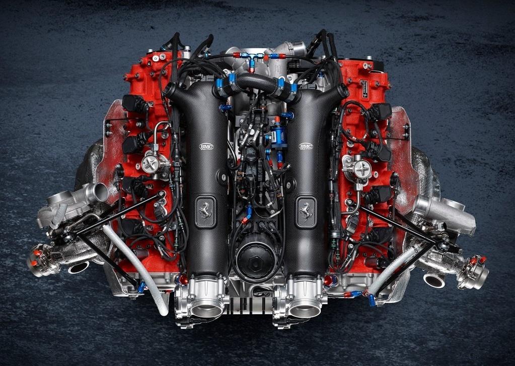 2021 Ferrari 488 GT Modificata