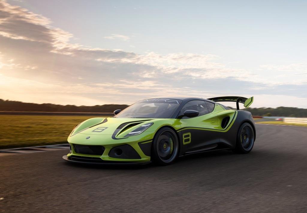 2021 Lotus Emira GT4 Concept