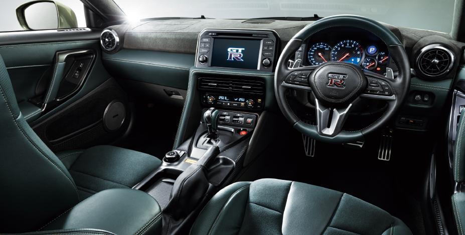 "2021 Nissan GT-R ""T-spec"" Edition"