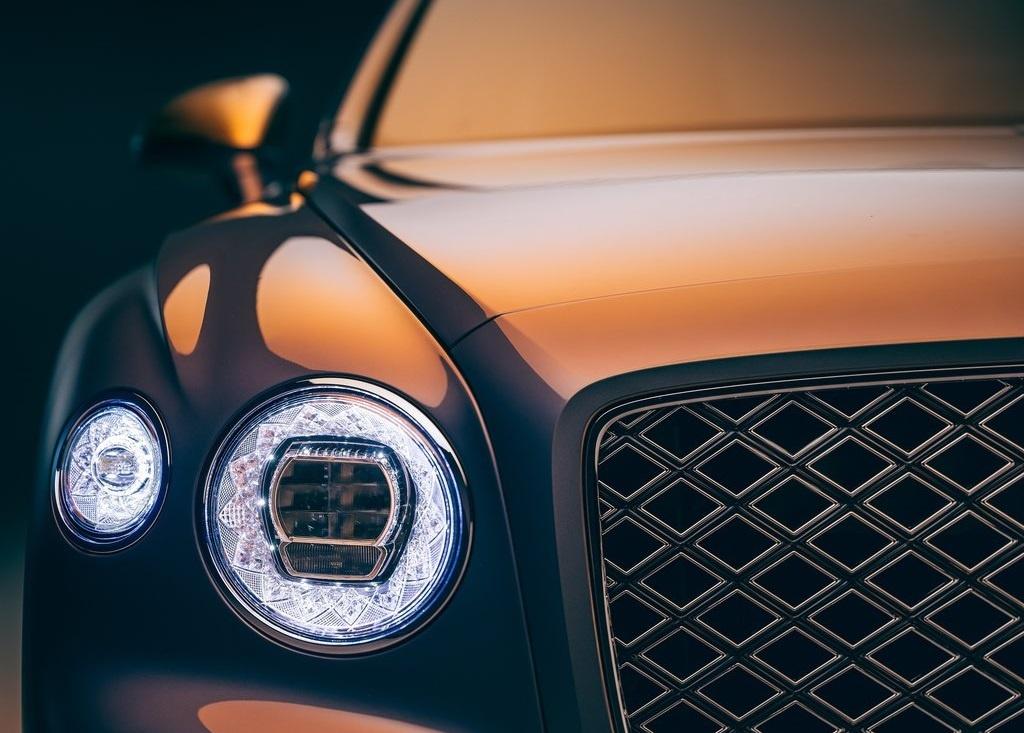 2022 Bentley Flying Spur Mulliner