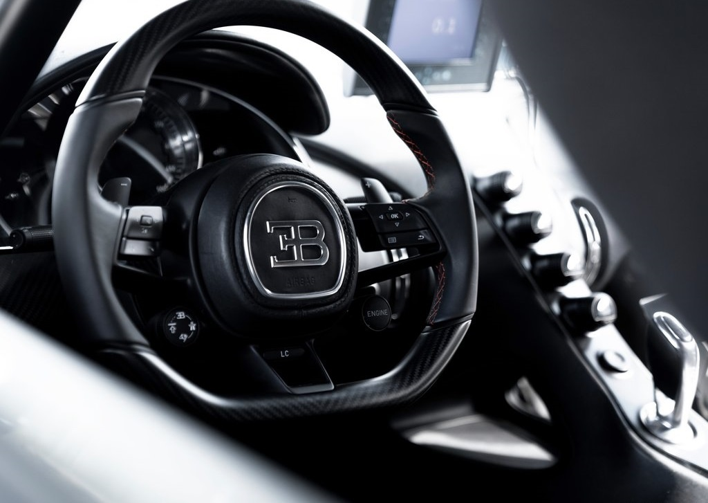 2022 Bugatti Chiron Super Sport 300